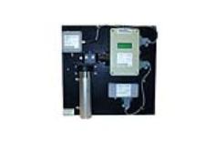 Laser Multipass Analyser 11 m lang pad voor spoor metingen O2, H2S, HF, HCl, NH3, H2O, CO