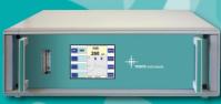 Waterstofsulfide analyse middels UV-spectroscopie, bijv. voor waterzuiveringsinstallaties.