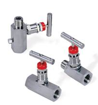 Stainless Steel Block and Bleed Valves