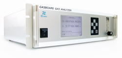 Gasboard 3200 infrared biogas analyzer can be used for measurement of the concentration of CH4, CO2, H2S and O2