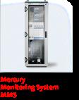 MMS Système de surveillance automatique du mercure dans l'air et autres gaz. - Enregistre de 2 à 24 points de mesure automatiquement - Versions pour d'autres gaz disponibles - Purge permanente de tous les ligne échantillons - Varie de 0,01 ug / m³ à 2000 ug / m³ Hg - Module Calibration automatique - Logiciels pour l'acquisition de données, - Visualisation de données et stockage