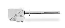 Protea 2000 In-situ infrarood gasanalysator aangesloten op een Protea-regeleenheid vormt de basis van een Continuous Emission Monitoring System (CEMS)