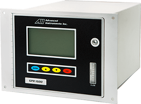 GPR-1600 PPM O2 analyzer 0-10 PPM low range, 0.05 PPM sensitivity, general purpose on-line analyzer that measures oxygen concentrations from low PPM to 1%.