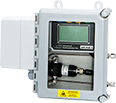 GPR 2500 A O2 analyzer measures O2 concentrations from 0.001% to 100%.