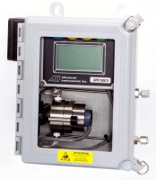 de GPR 1500 PPM zuurstof analyzer meet O2 concentraties van 100 PPB tot 1%