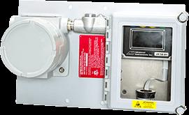 Industriële ATEX en cUL goedgekeurd PPM zuurstof transmitter, 2 zuurstof alarmen, 0-10 PPM laag bereik, het meet van O2-concentraties van 0,01 ppm tot 1%.