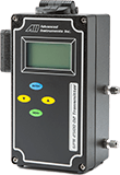 ATEX approved Intrinsically safe 2-wire loop powered % O2 transmitter for measuring % O2 concentrations in a gas mixture.
