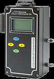ATEX goedgekeurd intrinsiek veilige 2-draads % O2-transmitter voor het meten van % O2-concentraties in een gasmengsel.