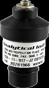 De GPR-11-917-J vervangt de R-17A% zuurstof sensor Deze galvanische zuurstof sensor biedt een uitstekende stabiliteit en nauwkeurigheid onder bij moeilijke toepassingen.