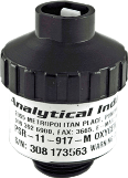 GPR-11-917-M vervangt de R-22A % zuurstof sensor. Een galvanische zuurstofsensor met uitstekende stabiliteit en nauwkeurigheid bij moeilijke toepassingen