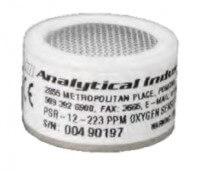 De PSR-12-223 vervangt de B2, B2C, OX1 en T1 sensor. De sensor is een galvanische zuurstofsensor met uitstekende stabiliteit en nauwkeurigheid bij moeilijke toepassinge