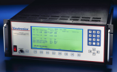The Series 9100 automatically performs zero, precision, span and multi-point calibrations using NO, NO2, SO2, CO, O3, hydrocarbons and other gases of interest.