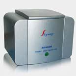 De EDX600 is een Low-Cost X-ray Fluorescentie (XRF) Spectrometer, dat speciaal is ontworpen voor de edel metalen industrie