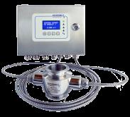 Procesfotometer voor UV-meting in gassen en vloeistoffen