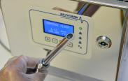 industriële Fluorescentie- en turbiditeitsmeter voor het meten van olie in water